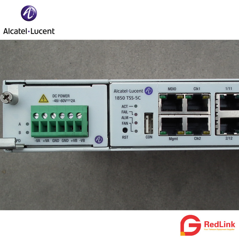 ALCATEL-LUCENT 1850TSS-5C SDH 전송 장비 1850 TSS-5C