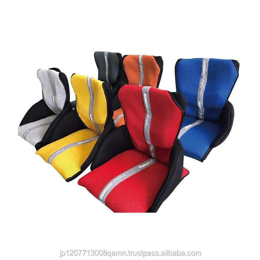 2017 design 100% Polyester,car,office and wheelchair seat cushion