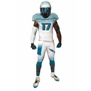7995dcfe2e3 Dye Sublimation Football Uniforms Wholesale