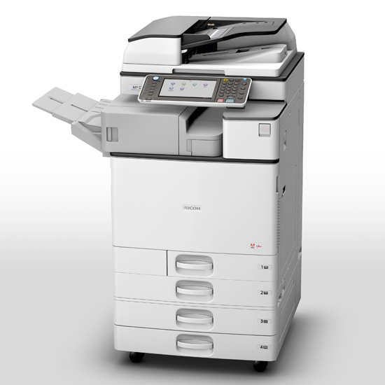 Ricoh Mp 4054/5054 Digitale Fotokopieerapparaat Copier-Contact Nummer 60167122781
