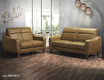 Modern Contemporary Leather Sofa Home Furniture - Buy Walnut Leather ...
