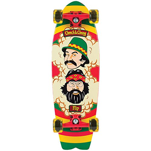Element Skateboard 8 Zoll Regal Rasta