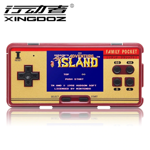 Portable Handheld Game Players 3 inch Colorful With 638 Classic Games Console 8 Bit Retro Video Game Support AV Out Put