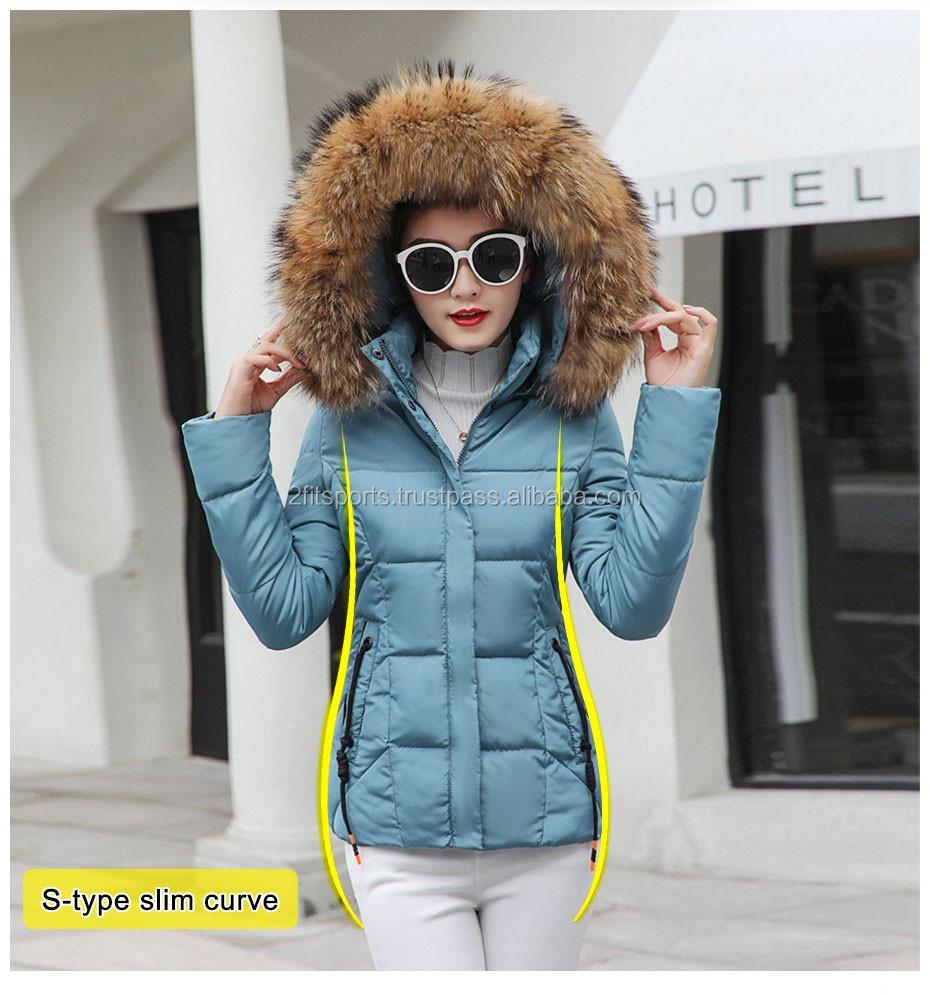 Women/'s// Girls// Ladies Faux Leather Panelled Faux Fur Parka Winter Jacket