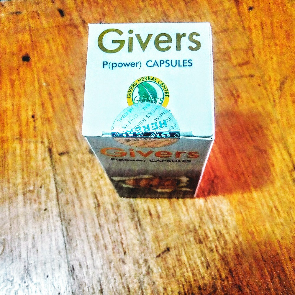 Givers Power Capsules For Both Men Amp Women Buy Premature