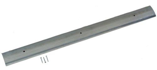 M-D Building Products 11205 Premium Low Dome Top Threshold 312L, 36 Inches, Aluminum