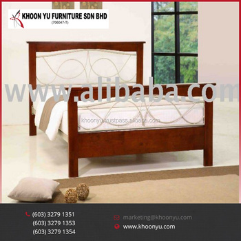 solid wood bedroom furniture ankara wood double bed design bedroom furniture made in malaysia