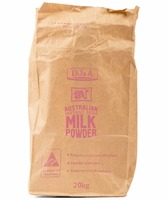 DJ&A Australian Skim Milk Powder 20kg Bulk Bag