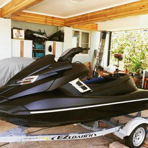 Low price 4 stroke EPA certified engine jet ski watercraft Boat