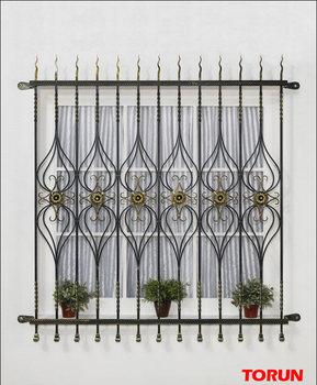 simple iron window grill design & Simple Iron Window Grill Design - Buy Window Grill DesignIron ...