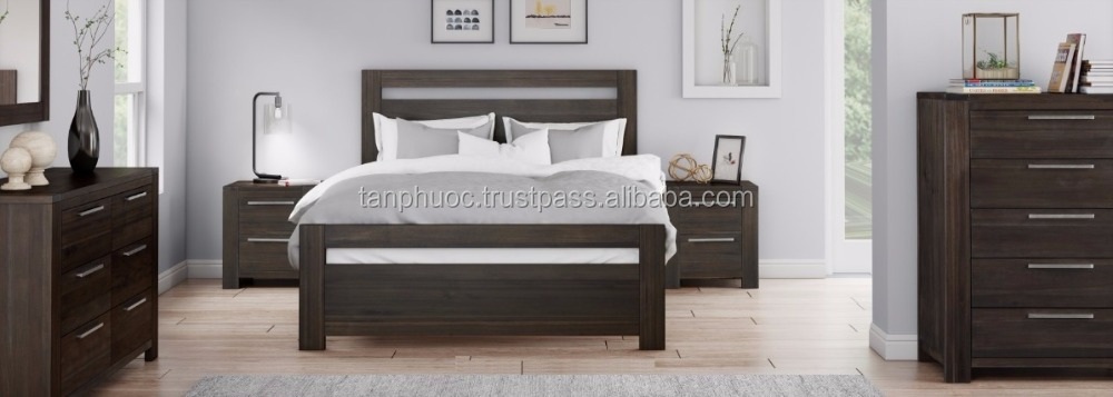 bedroom set/pine furniture/bedroom furniture