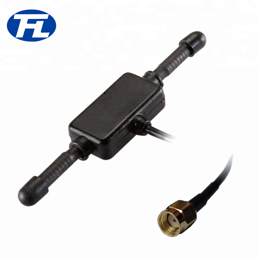 4G horn external adhesive style car <strong>antenna</strong> with SMA connector