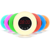 weather station sunrise wake up light led table digital alarm clock