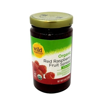Wild Harvest Organic Fruit Spread 9 oz. 4 flavors