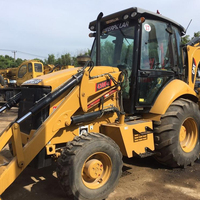 Cheap price Good Used Caterpillar CAT 430F Backhoe Loader, USA CAT 430E 420E 420