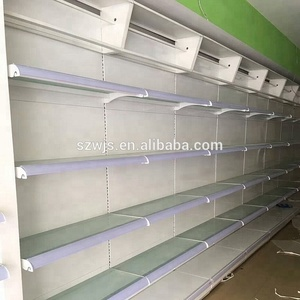 Factory Shopping Supermarket Shelves And Shop Display Rack
