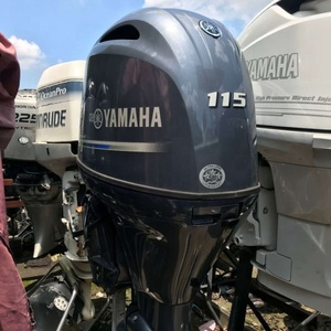 NEW Price for Authentic Brand New/Used Yamaha 115HP 4 stroke outboard motor  / boat engine