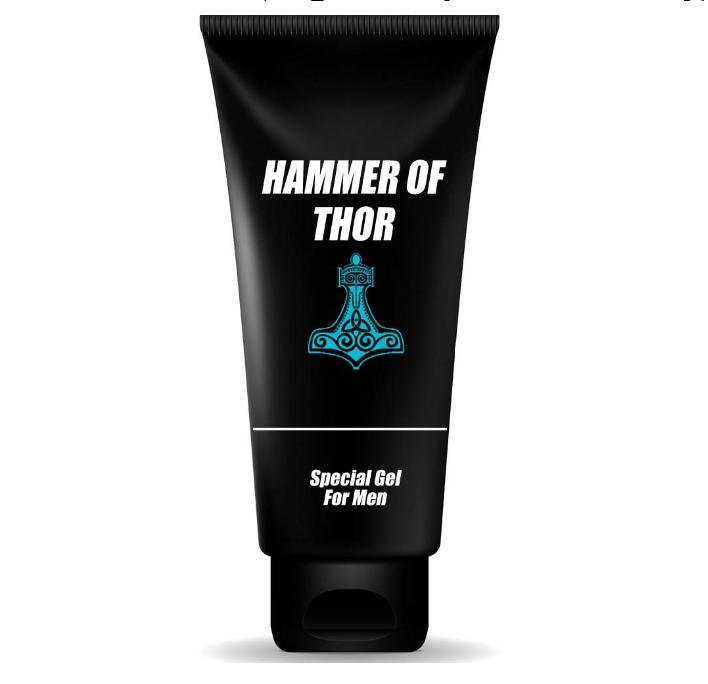 Best Quality Gel Hammer Of Thor for Penis Enlargement