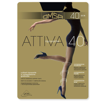 ATTIVA 40 OMSA / women tights from europe supplier