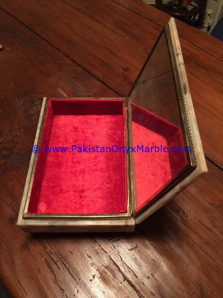 Onyx Jewelry Boxes for sale