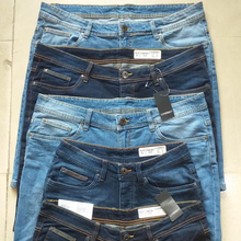 High Quality Men's Jeans Shorts Bermuda Denim Jeans Trousers Straight Cut Casual Modern Shorts Slim Fit Bangladeshi Stock Lot