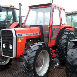 Used/ New FARM TRACTOR Massey Ferguson Tractor MF 290 4WD, 85HP w ,MF 125,  MF 130 at best Prices