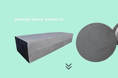 Medium Grain 0.8mm Graphite Blank