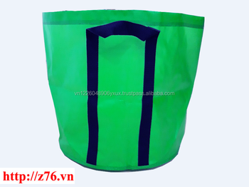Customized eco PP Woven reusable Shopping Bag