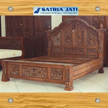Bedroom furniture kayu ukiran indonesia furniture buy - Bedroom furniture made in indonesia ...