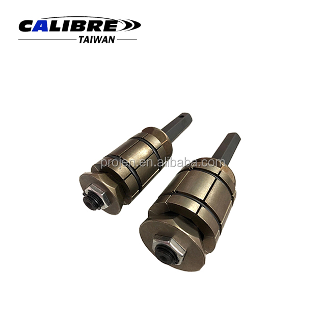 CALIBRE Car Repair 6PC Exhaust Tail and Pipe Stretcher Tool Set