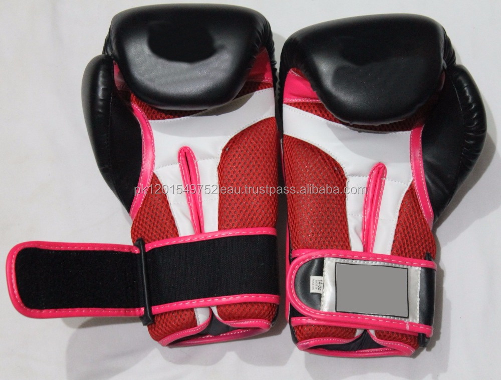 Promotional High Quality Boxing Gloves / Special Customized Boxing Gloves For Players