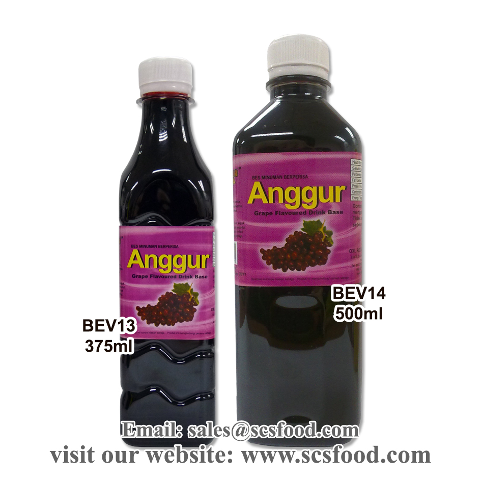Assorted Flavour Cordial Fruit Juices / Concentrated Juices 375ml