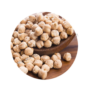 Worldwide Supplier of Organic 12mm Kabuli Chickpeas