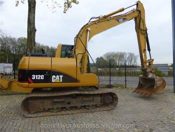 be06f563bbb Excavadora Caterpillar 312cl,Gato Utilizado 312cl/cat 312/m,Cat 320 ...