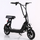 Netherlands warehouse folding 60V 12Ah removable lithium battery electric scooter 800w citycoco electric bike for adult