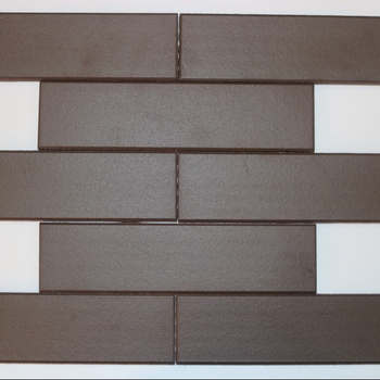 Outdoor Wall Clay Tiles Fired Clay Wall Tiles Wall Cladding Tiles 240x60x9mm to Albania