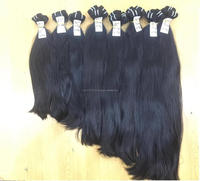 High quality human hair unprocessed strong straight vietnamese hair