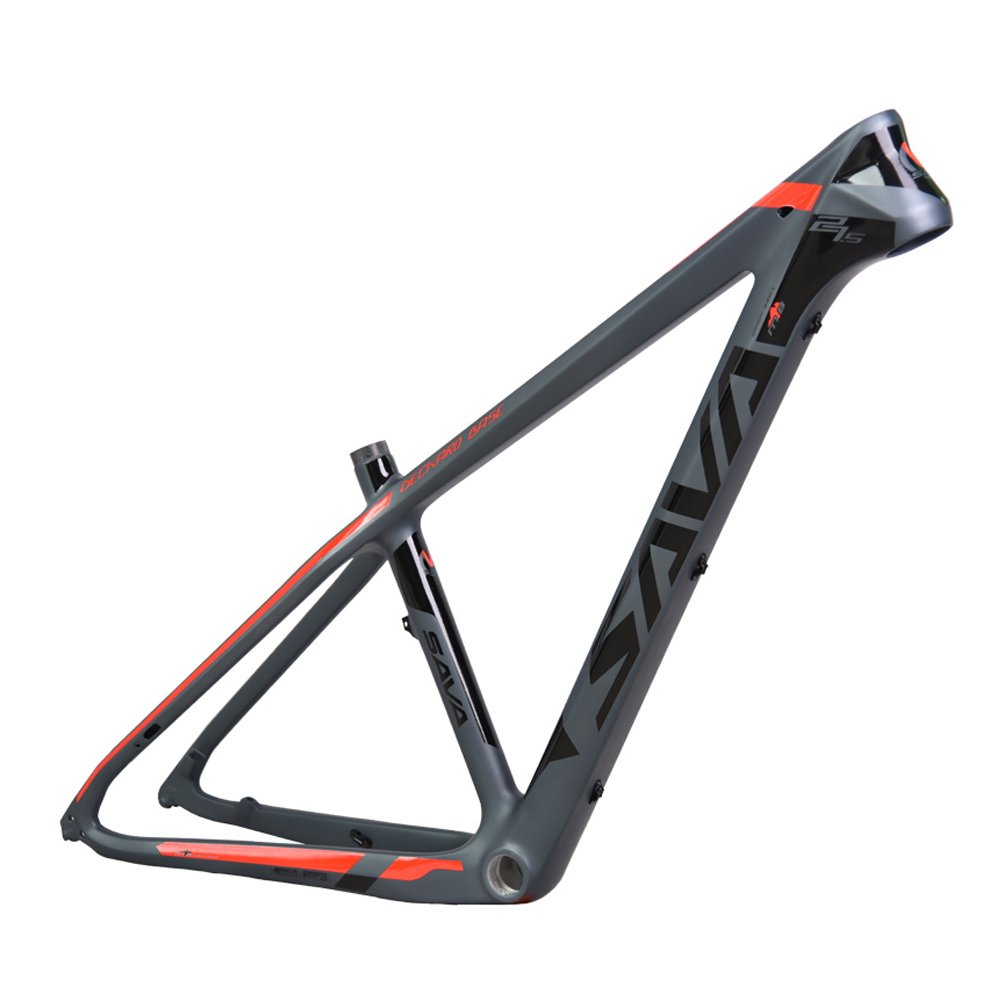 SAVADECK Carbon Bike Frame Full T800 Carbon Fiber MTB BSA Lightweight Mountain Bicycle Frame