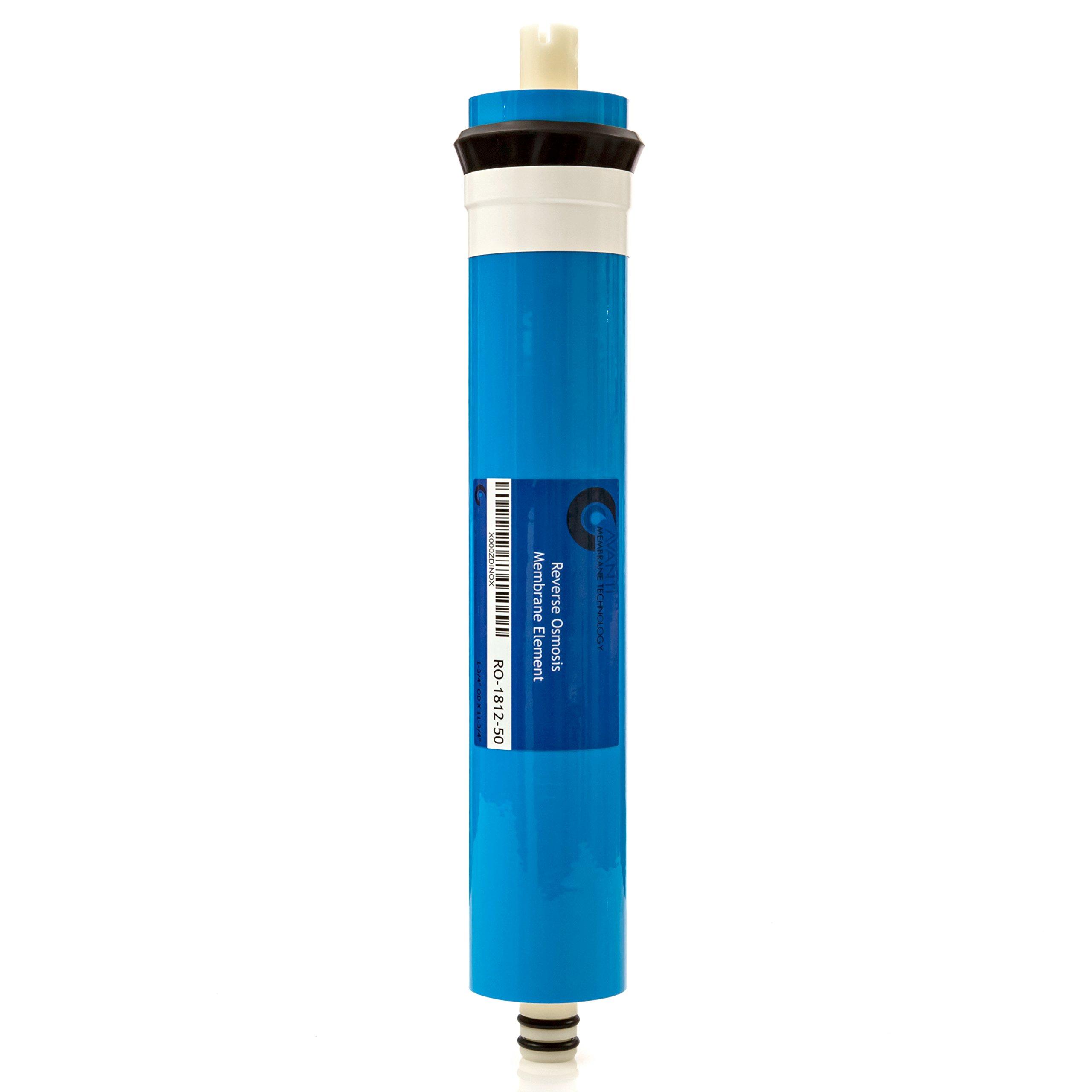Watts Flowmatic Compatible 50 GPD TFC RO Membrane W-1812-50 by CFS