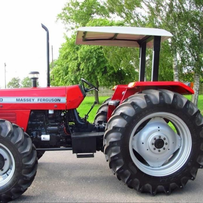 Top Quality Fairly Used Massey Ferguson MF 290 4WD, 385 tratores 4wd