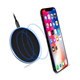 UUTEK WP003 10W Round Portable Wireless Charging Mobile Phone fast Wireless Charger