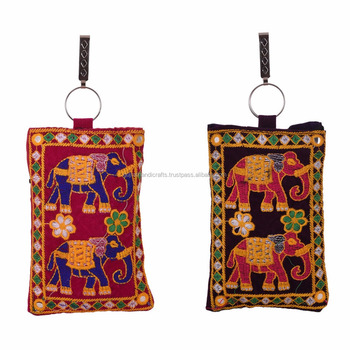 Small Pouch Embroidered Gift Mobile Cover Potli Bags Bag Women Sling Product On Alibaba