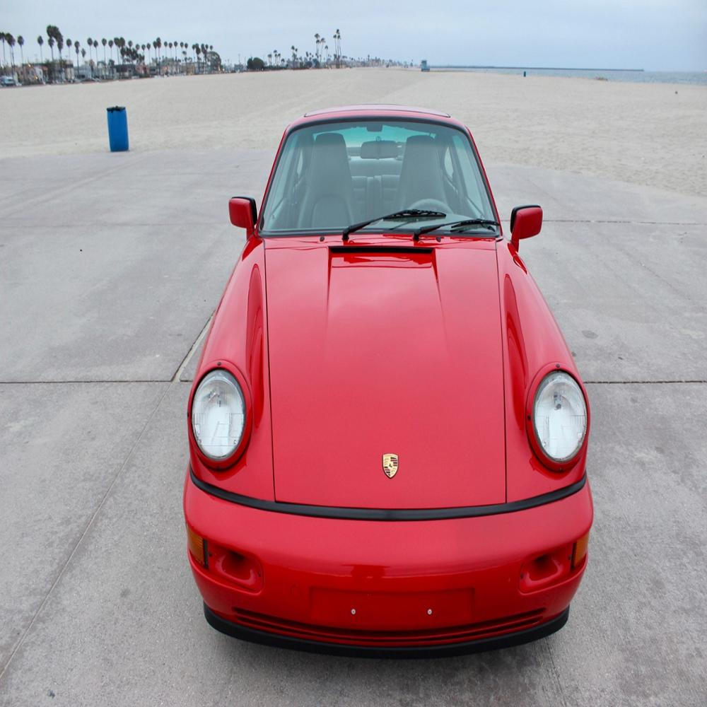 1991 Porsche 911 Carrera 2 5 - Speed