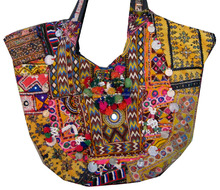 Patchwork Banjara Tribe Bags Vintage Hobo Embroidered Ethnic Bags