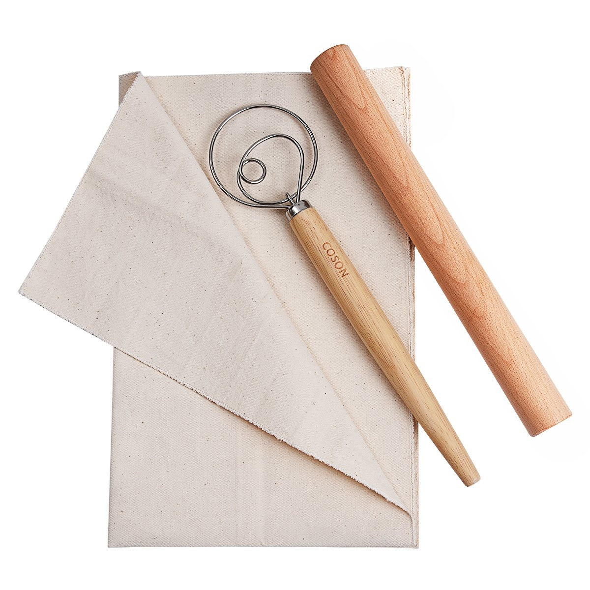 Buy Linen Flax Cloth Bread Proofing Cloth Bakers Pans