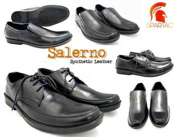 Durable Synthetic Leather Men Shoes
