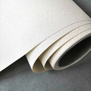 China Factory Sand Texture PVC Wallpaper 3D for Home Decor
