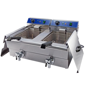 Hot selling popular electric pressure chicken fryer deep commercial