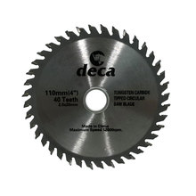 <span class=keywords><strong>4</strong></span> inch Professionele Hardmetalen Tct Hout Zaagblad