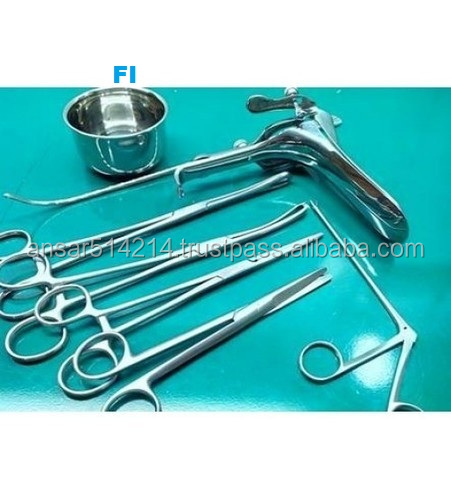 Dressing Set Instruments